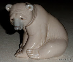 Lladro Seated Bear #1206