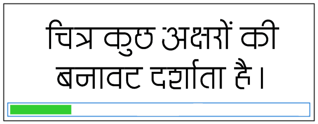 Arvind Drishti hindi font