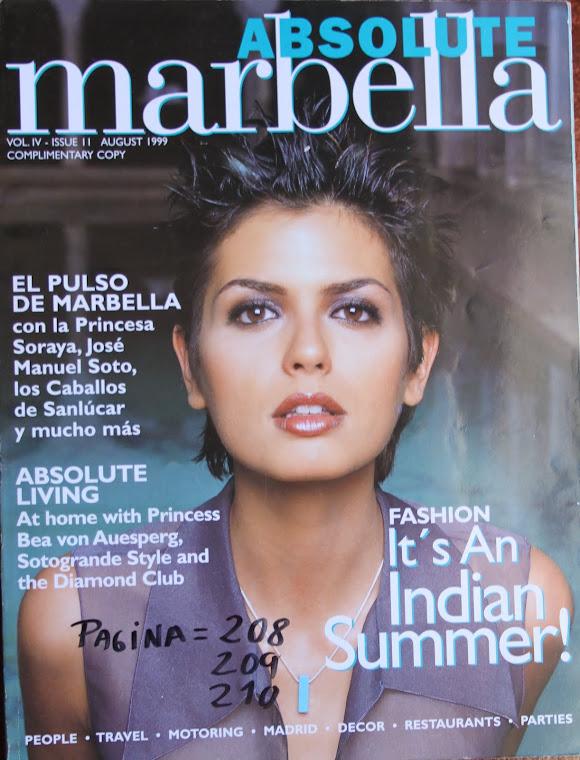 ABSOLUTE MARBELLA - AGOSTO 1999