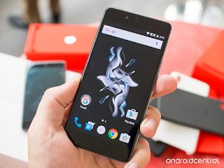 الهاتف الذكي الجديد OnePlus X