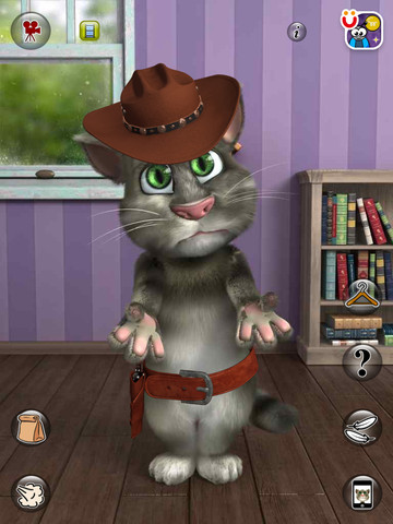 Talking Tom Cat 2 APK Free download for Android iPhone Blackberry