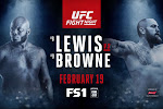 UF Lewis x  Browne - 19/02 - 20h30