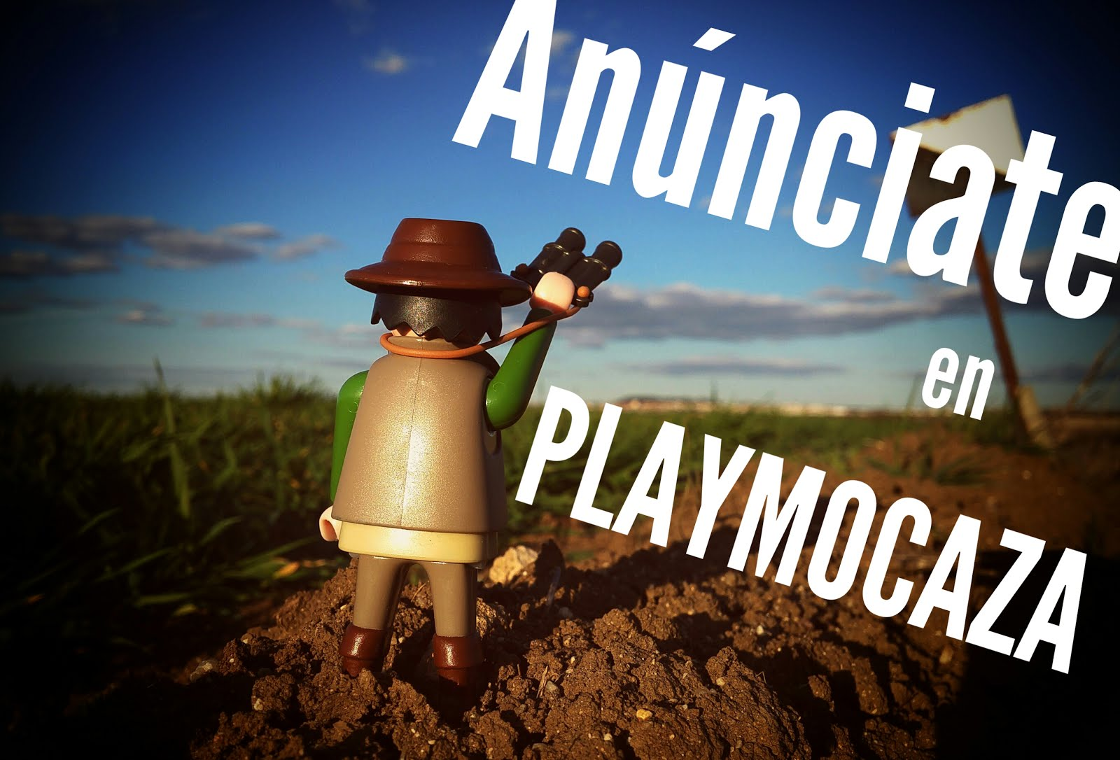 Anunciate en PLAYMOCAZA