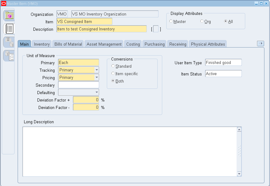 Vipuls Oracle Apps Blog Consigned Inventory – Consignment Inventory Agreement Template