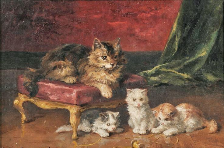 Abraham Lincoln's Kittens
