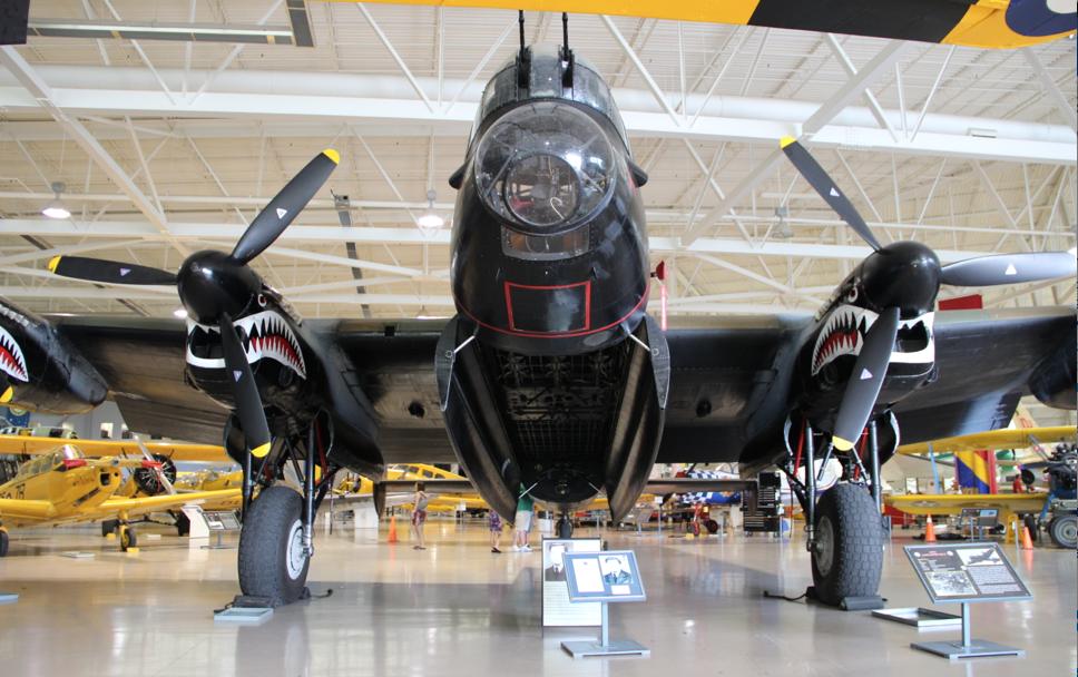 Travel Ontario - Canadian Warplane Heritage Museum - Hamilton