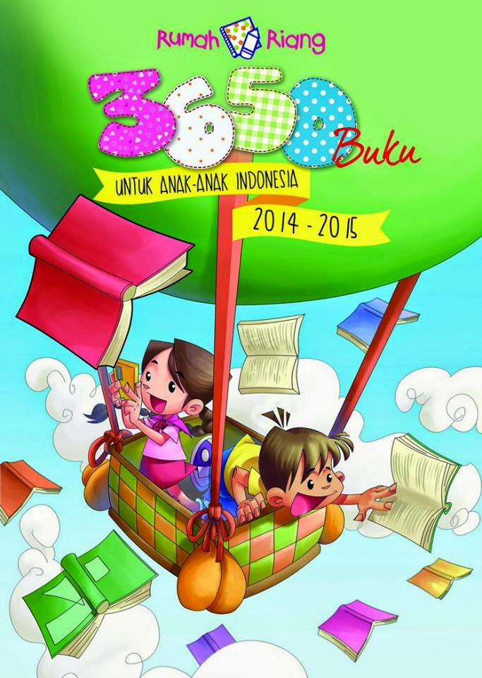 3650 Buku untuk Anak-Anak