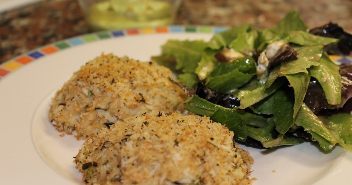 Baked Crab Cakes Cooking Light