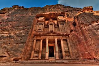 Petra - Bangunan bawah tanah paling indah di dunia