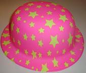 ♥ Sombrero plástico varios ♥