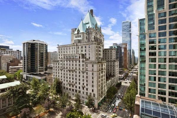 Los mejores hoteles de Canadá