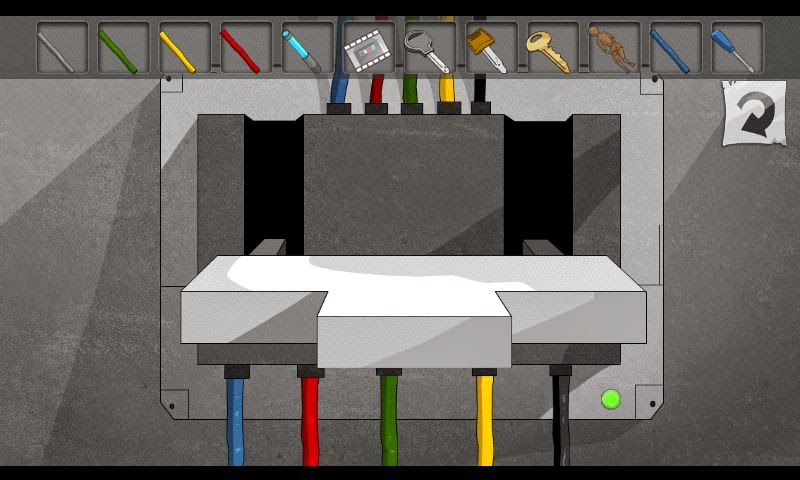 Escape 2 prison grindhouse walkthrough gaming path for Minimalist house escape 2 walkthrough