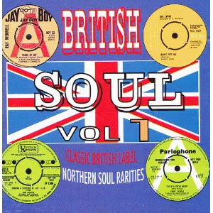 Various - British Soul Volume 1