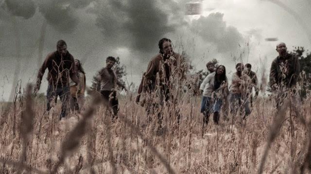 Arrivano gli zombie