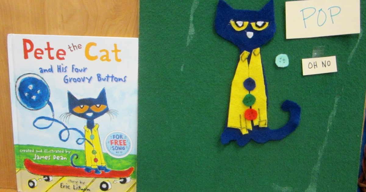 Pete The Cat Things Come And Things Go