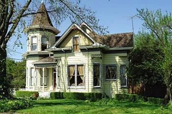 Casas de estilo victoriano escribe rom ntica - Arquitectura victoriana ...