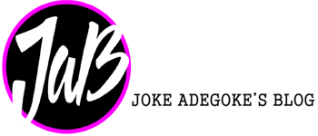 Joke Adegoke's Blog