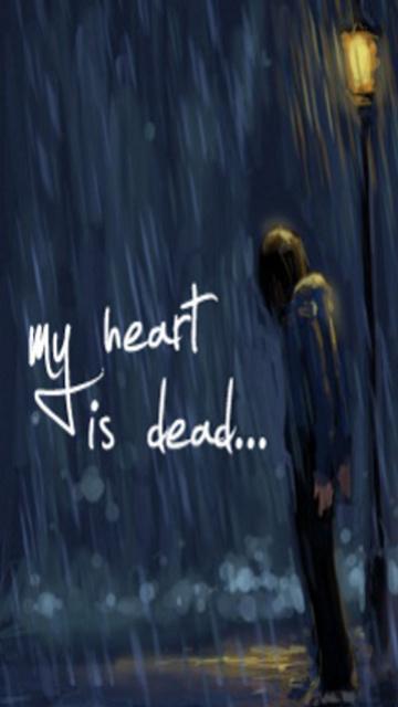 Broken Heart Mobile Wallpapers 360X640