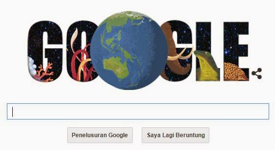 Kuis Google di Hari Bumi Internasional