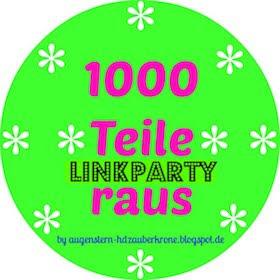 ❥ 1000-Teile-raus Linkparty
