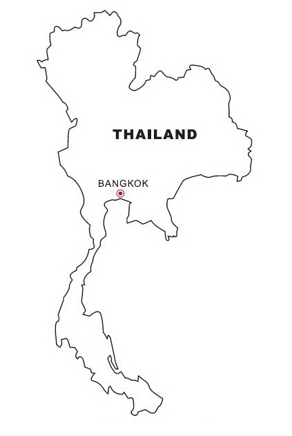 thailand coloring pages - photo#13