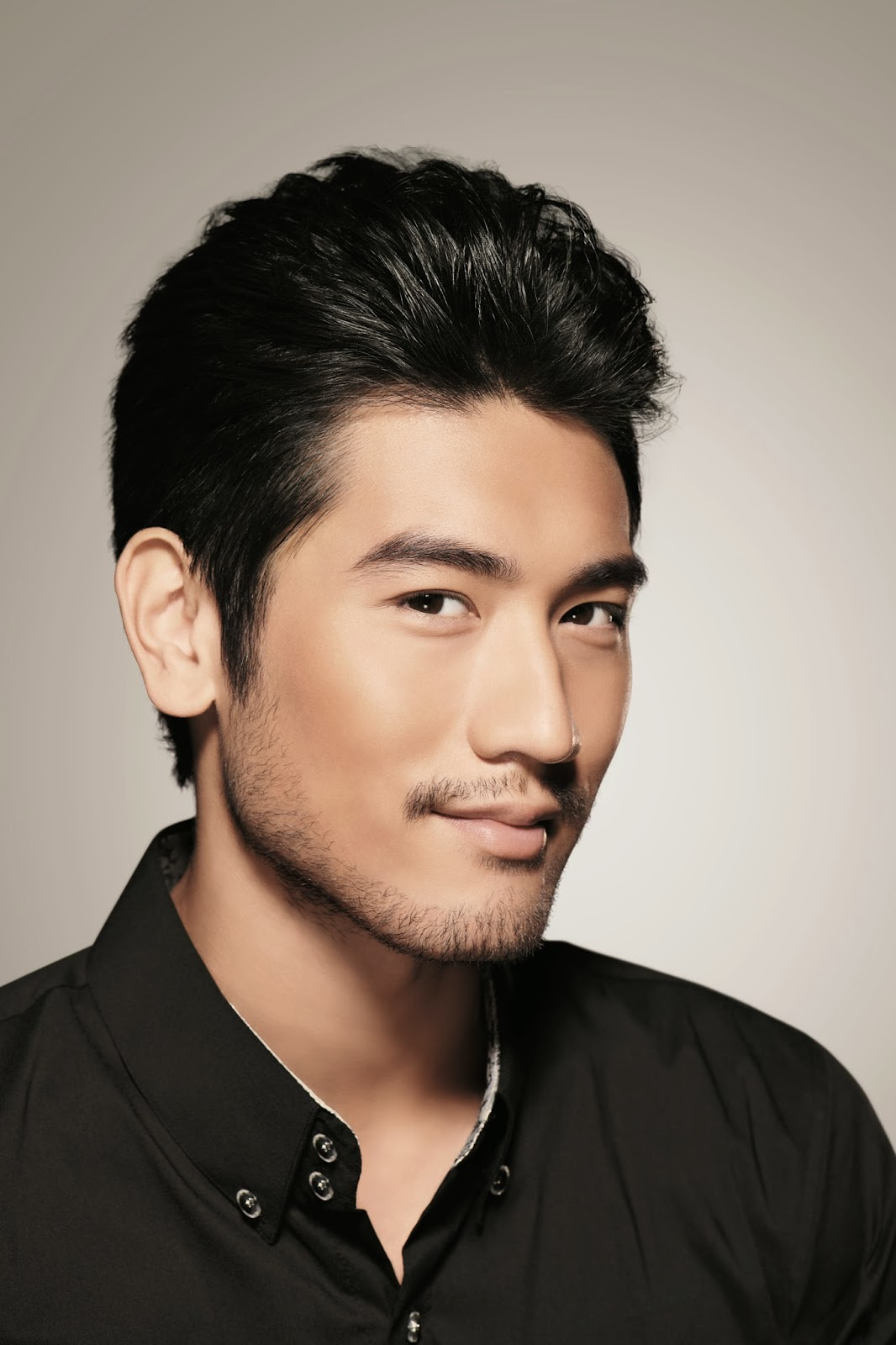 godfrey gao interview