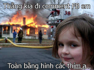 Hình comments Facebook