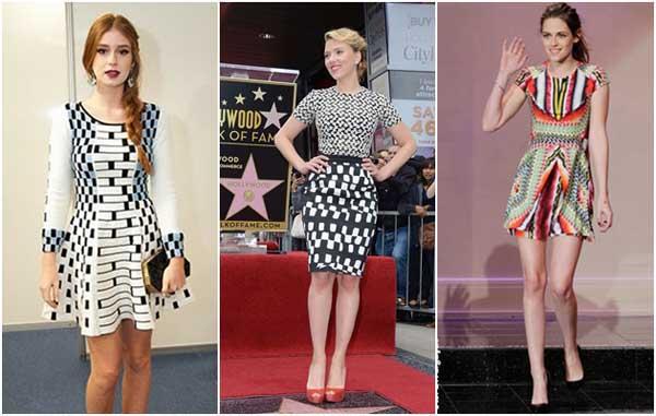 Modelos Vestidos Usar no Verão 2015