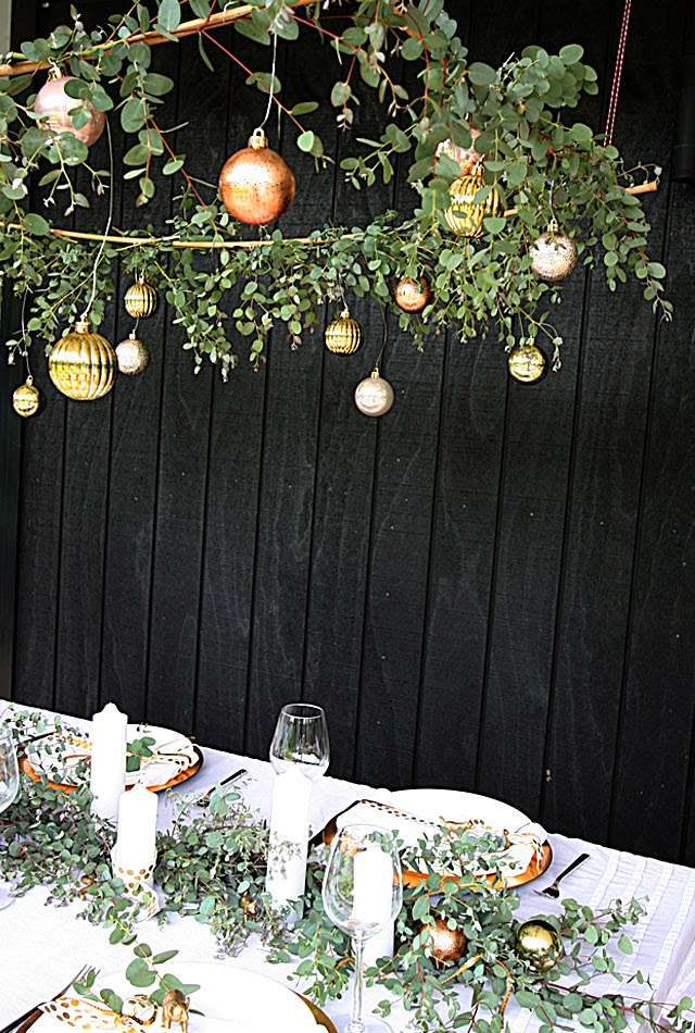 Build house home australian inspired christmas for Australian decoration ideas