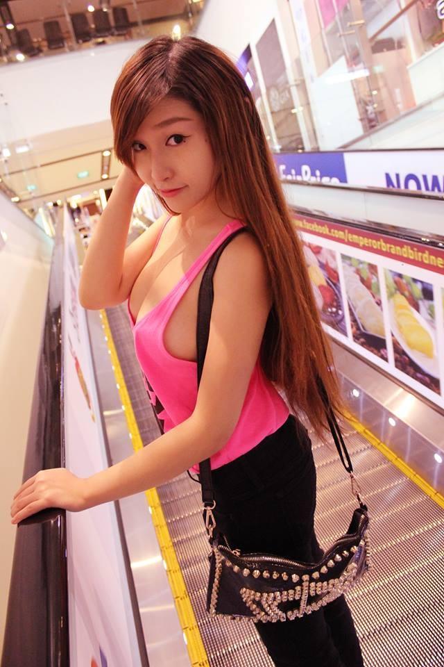 Ảnh gái đẹp HD Hot girl Mi Nhon vú gân 4