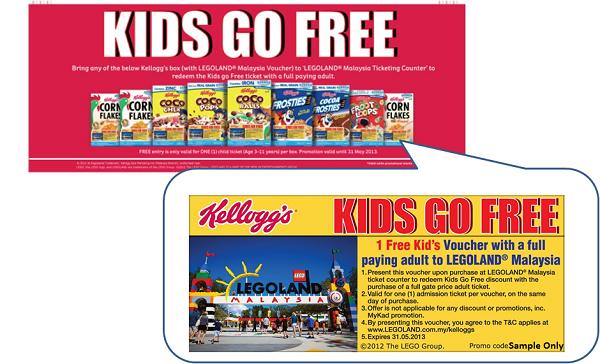 Legoland Florida Kids Go Free Promotions