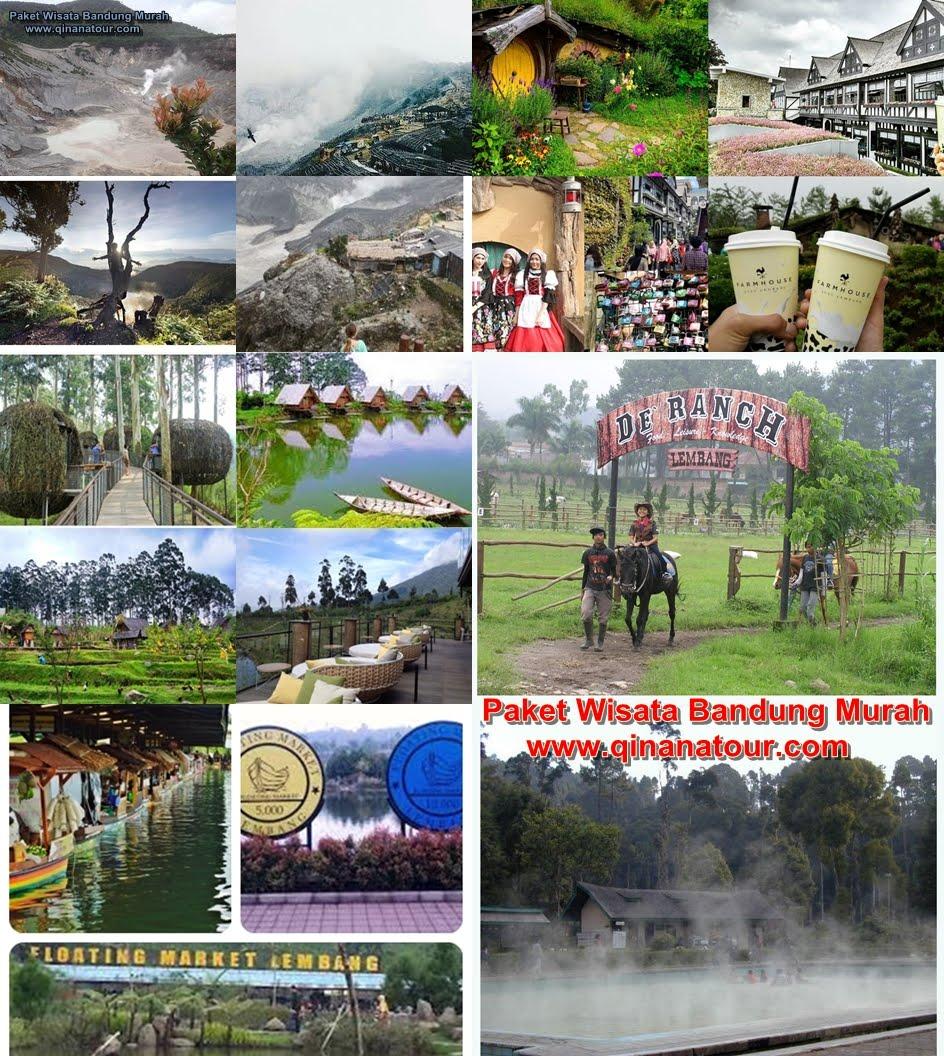 Paket Wisata Tour Liburan Murah Di Bandung