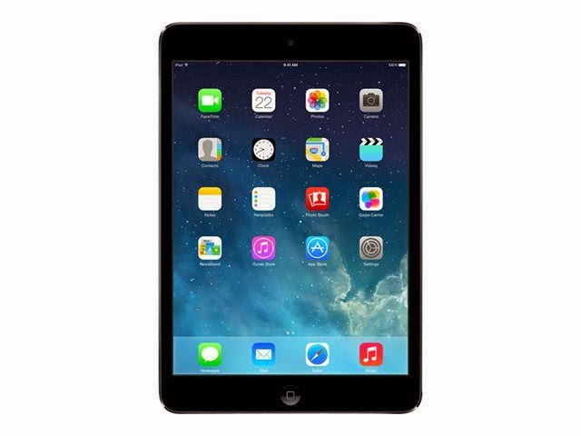 Apple iPad mini Retina Wi-Fi 16 Go Gris sidéral APPLE 358 €