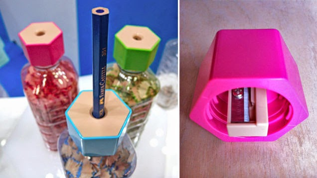 Coolest Pencil Sharpeners and Awesome Pencil Sharpener Designs (12) 3