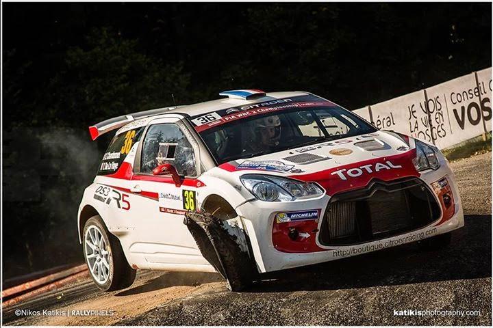WRC Rallye de France-Alsace