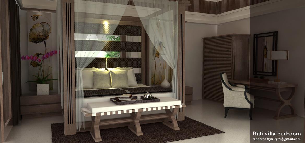 Bali Villa Bedroom Design Idea 1designbali