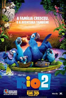 Assistir Rio 2 Dublado Online HD