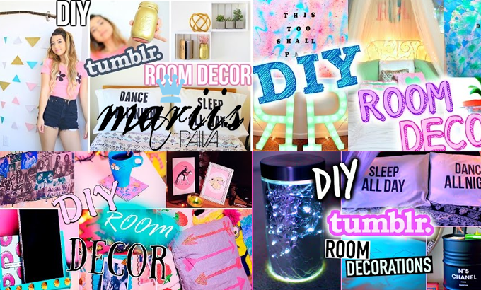 4 DIY's Room Decor que pretendo fazer