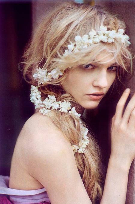 Sasha Pivovarova Vogue India