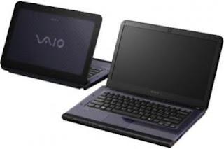 Harga Laptop Sony