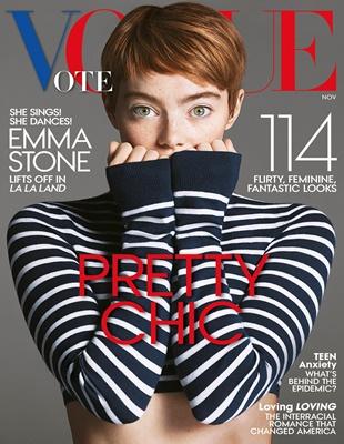 Emma On Vogue