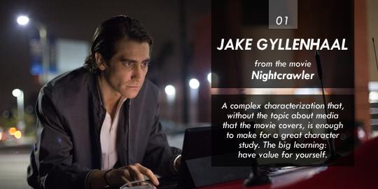 Jake Gyllenhaal (Nightcrawler)