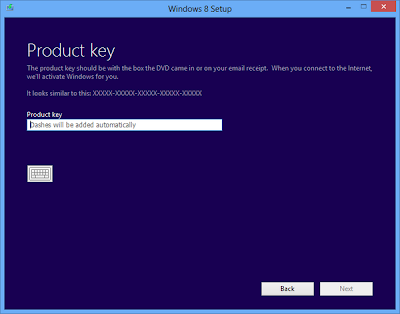 lisensi key windows 8