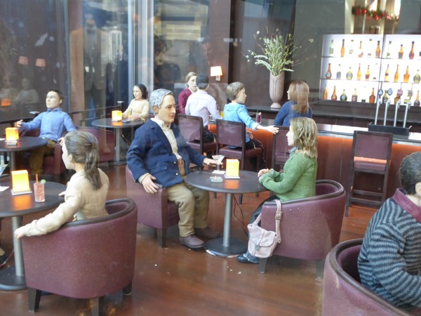 Anomalisa stop-motion animation puppets hotel bar set