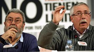 """Igual de casta es el PSOE y PP que CC OO y UGT"""