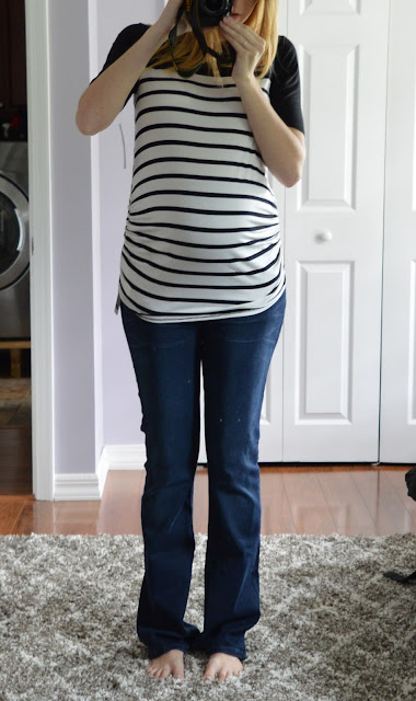 Kut From The Kloth - Ophelia Maternity Bootcut Jean Stitch Fix Review