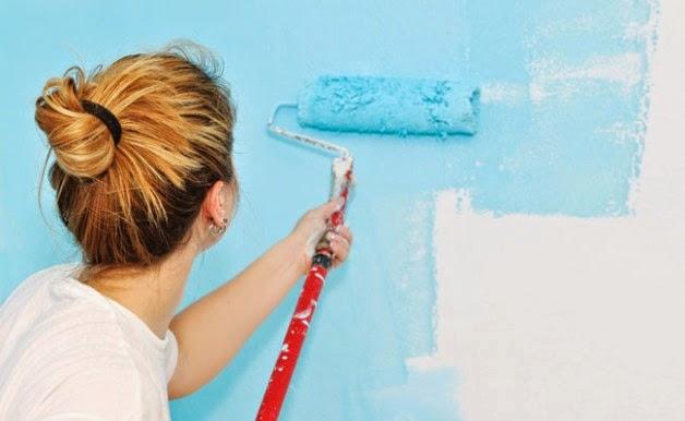 Preços de tintas para pintar parede. Emborrachadas, lavável