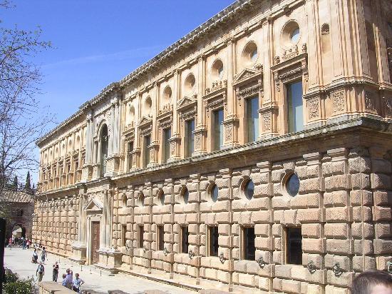 BENARTE: Palacio de Carlos V
