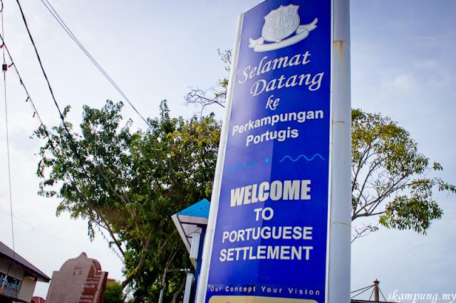 Perkampungan Portugis