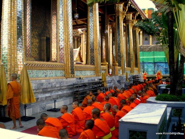 Visum til Thailand og forlængelse (opholdstilladelse)